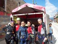 Praparate for rafting