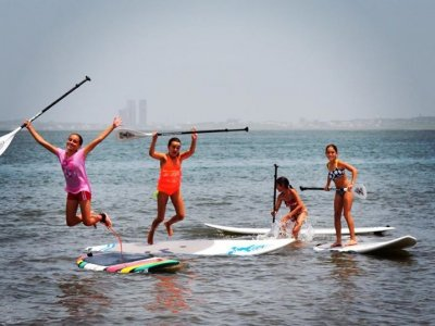 SUP del Golfo Paddle Surf
