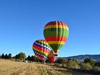 Vol en ballon à Tlaxcala