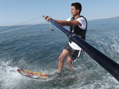 Fishingbass and Ski Wakeboard