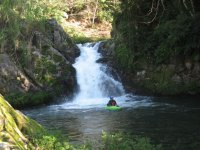 Kayaks in the Huasteca