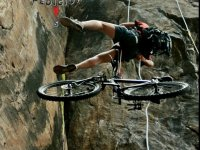Rappel and bike