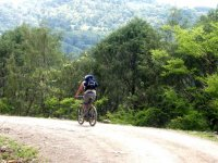 Cycling routes in Qto
