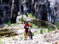 Routes in the Sierra Gorda