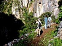 Walking in Bucareli