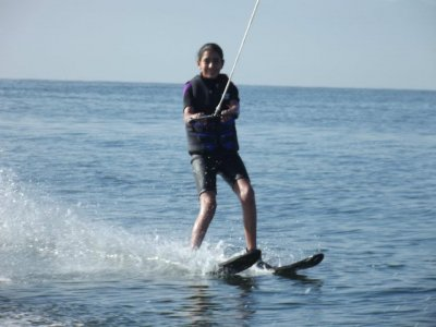 Fishingbass and Ski