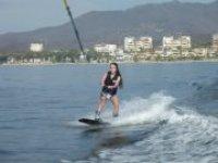 Clases de wakeboard en Vallarta