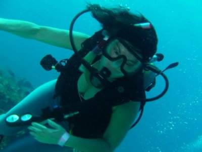 Water Sports in Cancún Buceo