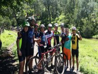 cycling group