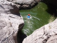 Installations de canyoning