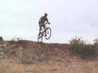 Jumps and bike