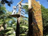 Low impact climbing