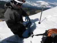Orientacion en alta montaña