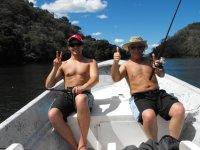 Aventura de pesca deportiva