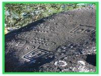 Dibujos prehispánicos