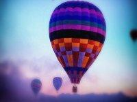 vuelos en globo en santa cecilia