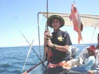 Rod fishing