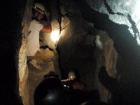 Recorridos por la gruta