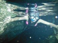Explora bajo el agua