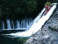 Kayaking in Actopan