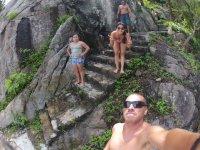 Caminata a las cascadas
