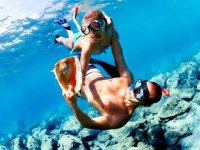 snorkel en mulegue