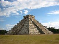 Piramide de Chichen Itza