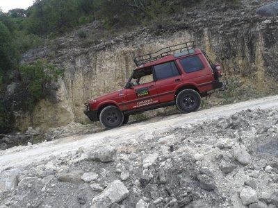 Sierra Explora Rutas 4x4