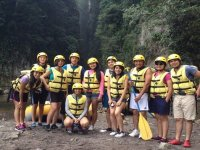 rafting group