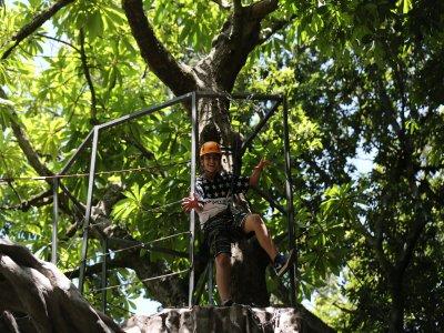 Be Camping México Canopy