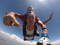 salto paracaidismo