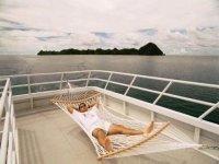 Siesta by yacht
