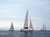 Vallarta on sailboat