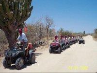 ATVs in La Baja