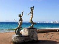 Mermaid of Puerto Vallarta