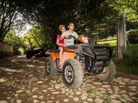 ATV ride as a couple in Morelos
