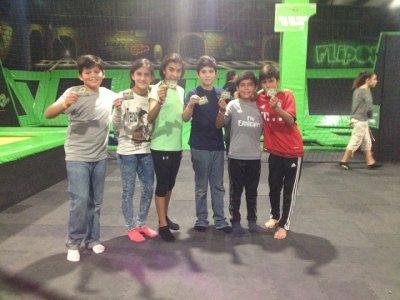 City Jumper Arena de Trampolines