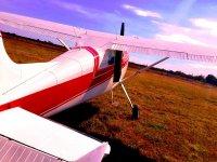 Nuestro Avion Cessna