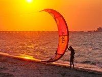 Kites in Yucatan