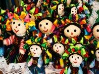 Muneca otomi amealco pueblo magico