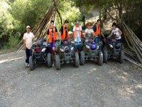 In family the ATV