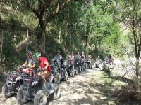 Come with your friends on ATV
