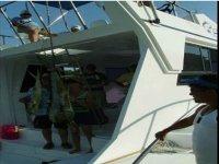 Barcos preparados para la pesca