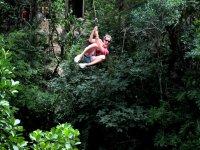 Fun in the jungle