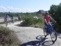 Cycling in the Riviera Maya