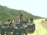 ATV en la playa