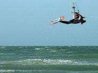 Surfing flying