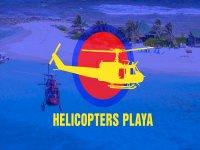 Helicopters Playa del Carmen Buceo