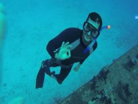 Do diving activity