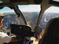 Travel wherever you want by helicopter